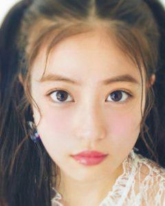 今田美桜の目