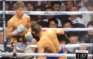 WBSS試合観戦している和田アキ子