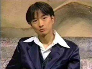 若い頃の小沢健二
