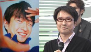 昔と現在の小沢健二