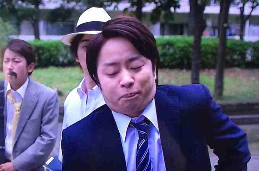太った櫻井翔