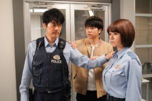 ドラマ:ボイス110緊急指令室の真木よう子